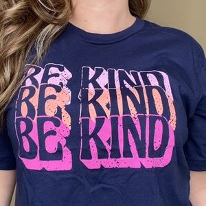 Be Kind Cropped Tee